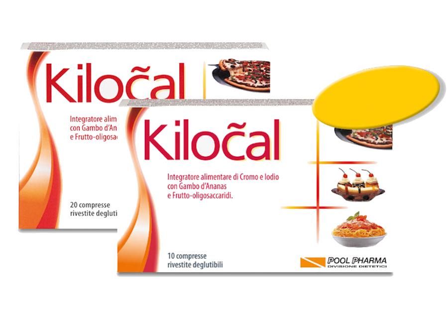 kilocal-compresse