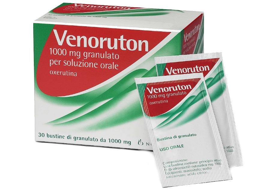 venoruton-granulato