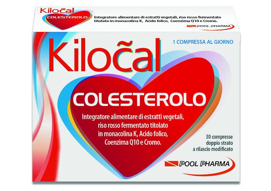 kilocal-colesterolo